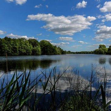 Naturparks am Niederrhein